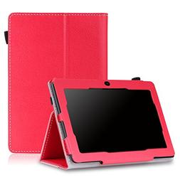 MoKo Dragon Touch Y88 Case - Slim Folding Cover Case for Dra
