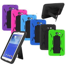 Dual Layer Armor Impact Box Shockproof Case Cover for Samsun