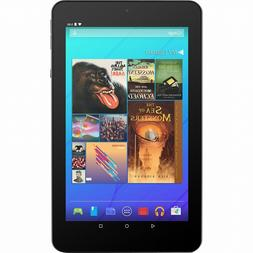 "Ematic EGQ347BL HD 7"" Quad-Core Tablet with 8GB and Android"