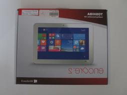 Toshiba Encore 2 WT10-A32 10.0-Inch 32 GB Tablet, Satin Gold