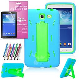 EpicGadget Case Shockproof Hybrid Case with Build In i Kicks