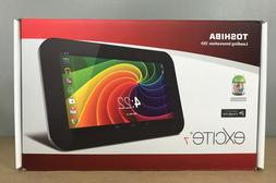 "Toshiba Excite 7 AT7-A8 7"" Tablet 1GB 8GB eMMC WiFi BT Andro"