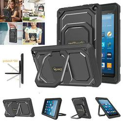 Fintie Shockproof Case Stand for All-New Amazon Fire HD 8 Ta