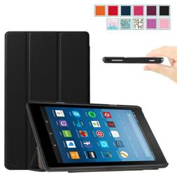 Slim Shell Case Cover For All-New Amazon Fire HD 8 Tablet 7t