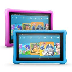 "Fire 10 Kids Edition Tablet 10.1"" 1080p, 32GB, Kid-Proof Cas"