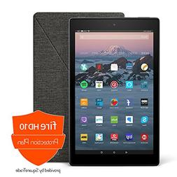Fire HD 10 Protection Bundle with Fire HD 10 Tablet , Amazon