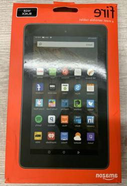 "✅ Amazon Fire 5th Generation 7"" Tablet 16GB - Wi-Fi - Blac"