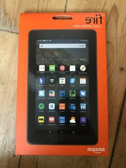 Amazon Fire  8GB, Wi-Fi, Tablet - Black