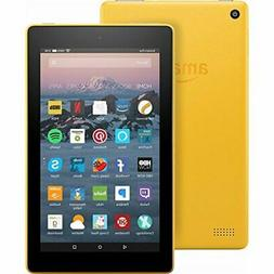Fire 7 Tablet   - Yellow -