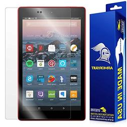 ArmorSuit All New Fire 8  Screen Protector Max Coverage Mili