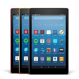Fire HD 8 Variety Pack, 16GB - Includes Special Offers