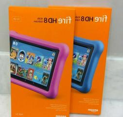 "🌟🎈 Amazon Fire HD 8 Kids Edition 8"" Tablet 32GB 8th Ge"