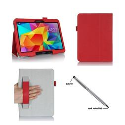 ProCase Folio Case with Stand for Samsung Galaxy Tab 4 10.1
