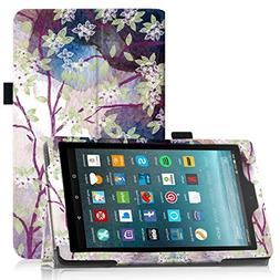 Famavala Folio Case Cover for 7-Inch Fire 7 Tablet