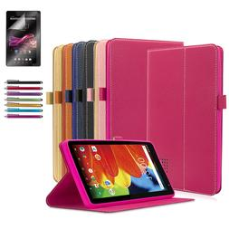 Folio Case Stand Cover for RCA 7 Voyager & RCA Voyager II 7