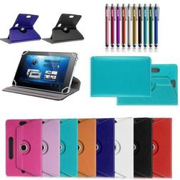 Folio Leather Case Cover Box Stand For Samsung Galaxy Tab 8.