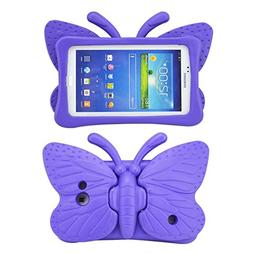 Tading Galaxy Tab 4 7.0 Kids Case,Tab 3 Lite Case, Light Wei