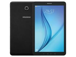 Samsung Galaxy Tab E 8.0 T377T  Unlocked 32GB, WiFi + 4G, Bl