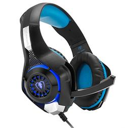 Cocar Gaming Headset PS4 Xbox One Switch  PC Headphone Cryst