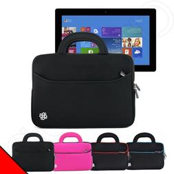 Kozmicc Handle Carry Sleeve Cover Case For Microsoft Surface