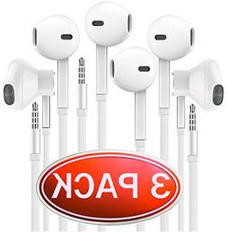 Headphones with Microphone, Certified PowerBoost Stereo Flat