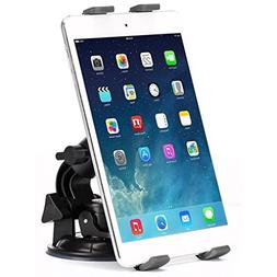 Heavy Duty Car Mount Dash Windshield Tablet Holder Stand for