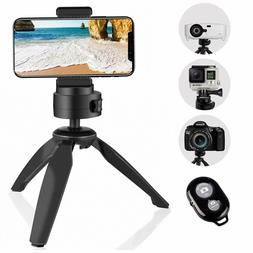 Heavy Duty Tripod Ubeesize Phone Camera Tabletop Mini Cell C