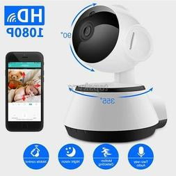 Home Security IP Camera Baby Pet WiFi Monitor Smart phones T