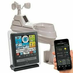 Home Weather Station Acurite Wireless Solar Digital Outdoor