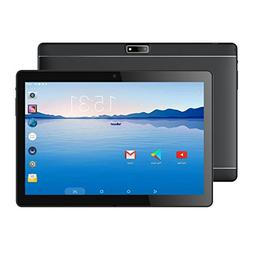 "BENEVE 10.1"" Inch Android TABLET 6.0 QUAD CORE/GPS FAST CPU,"