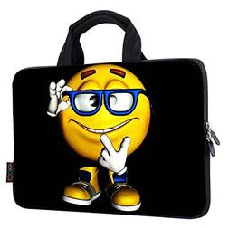 """iColor 11"""" 11.6"""" 12"""" 12.1"""" 12.5"""" inch Laptop Carrying Bag Ch"""
