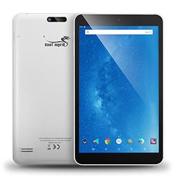 Dragon Touch 8 Inch Intel 64 bits Quad Core Android Tablet,