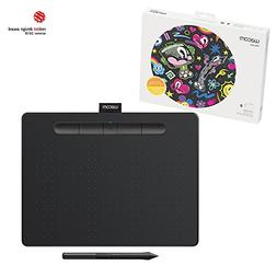 Wacom Intuos Wireless Graphic Tablet with 3 Bonus Software I