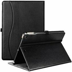 New IPad 9.7 Inch 2018/2017 Case, Ztotop Premium Leather Bus