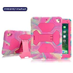 ACEGUARDER New iPad 9.7 2018 2017 Case    Full Body Rugged P