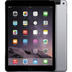 Apple iPad Air 2 64GB, Wi-Fi and Cellular , 9.7inch Space Gr