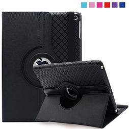 Ipad Air Case Ipad 9.7 Inch 2017 Tablet 360 Degree Rotating