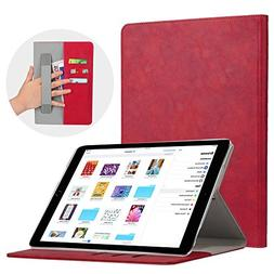 iPad pro 10.5 inch Case Cover, Feitenn Flip PU Leather Walle