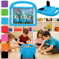 For iPad Mini 1 2 3 4 Kids Handle Stand Soft Rubber Shockpro