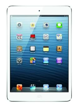 Apple iPad mini  with Wi-Fi ? White/Silver ? Model #MD532LL/