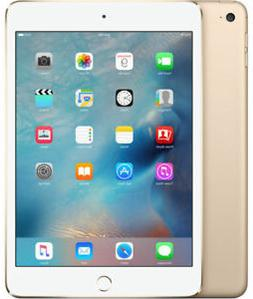 Apple iPad mini 4 128 GB Tablet - 7.9 4:3 Multi-touch Screen
