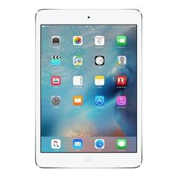 Apple iPad Mini 2 Tablet - 128GB, Silver ME860LL/A - WiFi On