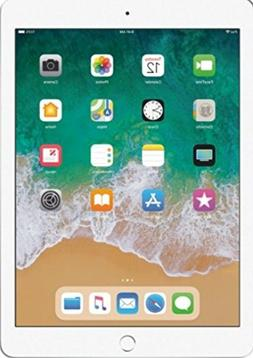 "Apple iPad  9.7"" Multi-Touch Screen with iOS 10 & 128GB Memo"