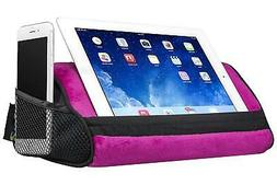 For iPad Pillow Stand Books Soft Holder Tablet Log Lap Desk
