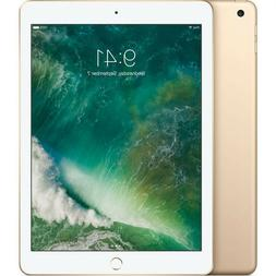 Apple iPad with WiFi, 128GB, Gold