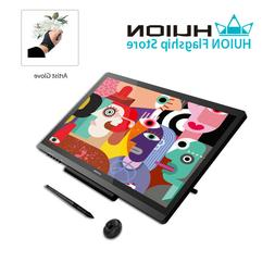 Huion KAMVAS GT-191 V2 Drawing Tablet HD Screen Battery-free