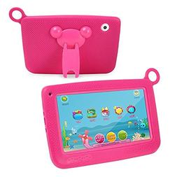 Ogima Kid Pad 7 Inch Android Tablet Touch Kids Tablet 7'' Qu