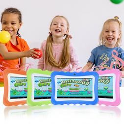 """Kids 7"""" Tablet PC 16GB Android Wifi Quad Core Educational Ap"""