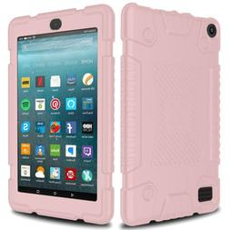 Kids Safe Shockproof Rubber Tablet Case For Amazon Kindle Fi
