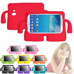Kids Safety EVA Stand Case Cover For Samsung Galaxy Tab 3 4